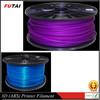 hot selling 3d printer filament 1.75mm 3.00mm ABS filament PLA filament for desktop 3d printer
