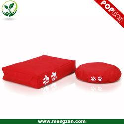 Lovely wood pet dog bed bean bag dog house pet bed