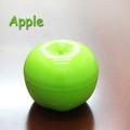 En plastique boîte de pomme, apple conteneurmoto, boîte de stockage des fruits