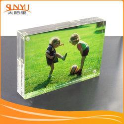 Decorative lighting acrylic photo frame Manufacturer golf souvenir