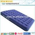reunido plástico pvc carro inflável ar cama