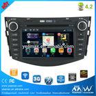 "Toyota RAV4 DVD GPS navigation system 7"" 2 din Android Car DVD WIFI/3G/multimedia/1080P"