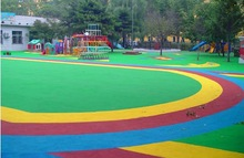 sports surface products, artificial grass infill