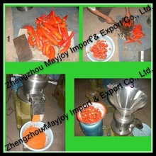 CE vertical pepper sauce mill machine with reasonalbe price