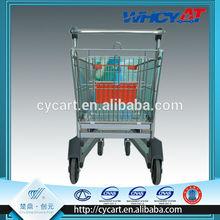 fashional shopping trolley with bag
