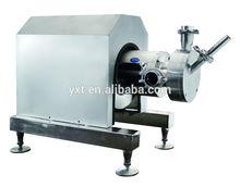 Pipelined high shear dispersing emulsifier/Pipelined high shear dispersing emulsifying mixer/In-Line Ultra Sanitary Mixers