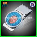 Venta al por mayor de moda nuevo logotipo personalizado de materia prima para la cartera( xdm- w224)
