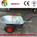 Pneumatici per trattori agricoli usate: carriola di rotella pieghevole