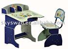 Children Desk and Chair (2876)