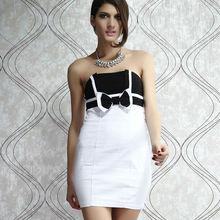 The new unique bow waist bag hip dress Bra made to order bridesmaid dresses china