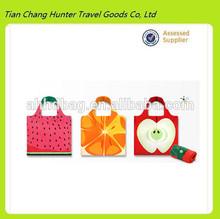 Custom Printed Reusable Foldable Shopping Bag