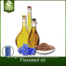 oil in cold press flaxseed oil powder