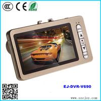 Newest 1080P LED Night vision (NT96220) HD video recording V690 Car DVR