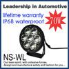 70W 11000LM led working lamp led work light motorcycle led head light