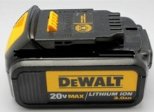 20V lithium ion Dewalt cordless drill battery pack for Dewalt power tool battery Dewalt DCB200