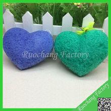 Colorful Latex Free Japanese 100% natural konjac facial sponge