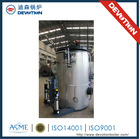 Vertical gas hot water heating gas room heater