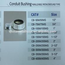 Malleable iron conduit bushing