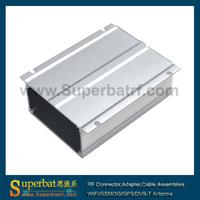 TOP quality electronic power enclosure PCB Extruded aluminum diecast enclosure