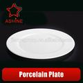 Prato de porcelana/hotel/restaurante/banquete cerâmica combinado placa/buffet de pratos