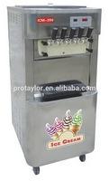 Cheap best sell air cooled ice cream machine rental
