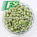 Precio deiqf/congelado fresco chino verde guisante un grado/b 2014 en