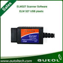 [Factory Price] OBD/OBDII Scanner ELM 327 car diagnostic interface scan tool ELM327 USB