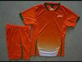 venda quente do futebol jersey novo design uniforme de futebol jogos