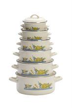 good quality kitchen enamelware for soup wholesale enamel ware