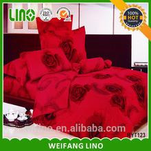 high quality 100% cotton fabric plain cotton bed sheets/textile fabric bed sheet/ bed sheet brands