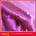 malha do sequin renda floral fabri moda vestido de casamento de madeira decorativa cubo