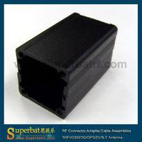 OEM 50*25*25MM Extruded Profile aluminum diecast cases