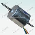 24v dc eléctrico sin escobillas de motor de la motocicleta