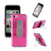BC-05 Super stand cover for iphone 5c, armor case for 5c, 2014 Anti-shock Belt Clip hard Cases