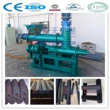Energy saving cubic shisha charcoal briquette machine finger charcoal extruder machine