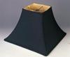 Black Fabric Table Lamp Shade