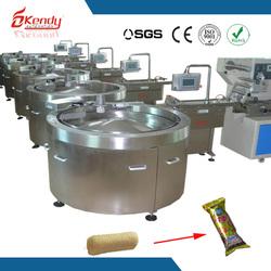 customized flexible cotton candy feeding packing machine wholesale
