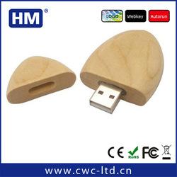 China shenZhen wooden usb flash drive 512gb manufacture