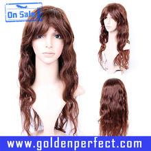 Hot in halloween full lace brazilian long wigs hair styles for women