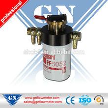CX-FM fuel economy meter