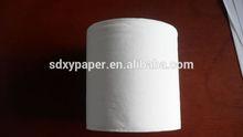 white 1ply toilet paper