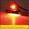 Motorcycle Custom Rear Tail Brake Stop Light NO. Plate Lamp Harley Chopper Bobbe