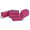 Candy color cosmetic bag for women, personalized cosmetic bag for girls,2014 new style cosmetic sets