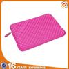 Hot Pink 11.6'' ~ 12.5'' Notebook Diamond Foam Splash and Shock Resistant Neoprene Sleeve Case Travel Bag