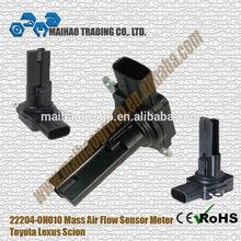 Mass Air Flow Sensor Meter 222040H010 , 22204-31020 FOR Toyota Lexus Scion 2006 - 2012