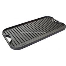 lodge rectangle cast iron griddle pan