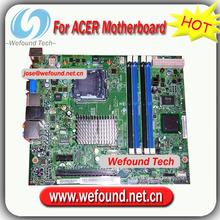 100% Working for ACER original desktop motherboard for INTEL G43 MB DIG43L Eup DDR2 M/B 09150-1 48.3BD01.011