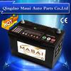 maintance free sealed lead acid car batteries export import china