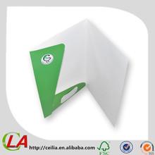 Free Sample Offset Printed Leaflet