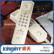 Kingint desk lamp telephone line,telephone with patent,6001